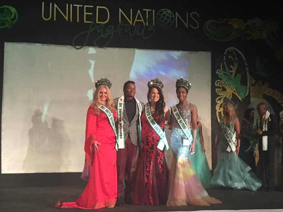 Українка виборола титул найкрасивішої жінки планети Mrs United Nations Earth - фото 2