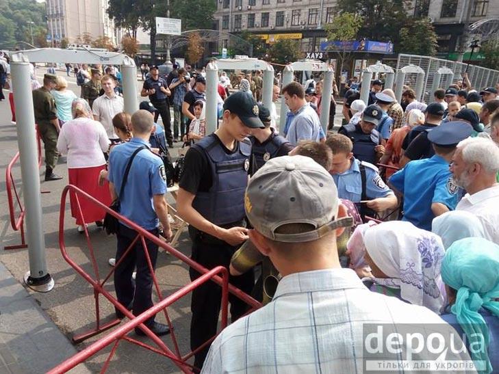 Як у Києві проходить Хресна хода (ФОТОРЕПОРТАЖ) - фото 1