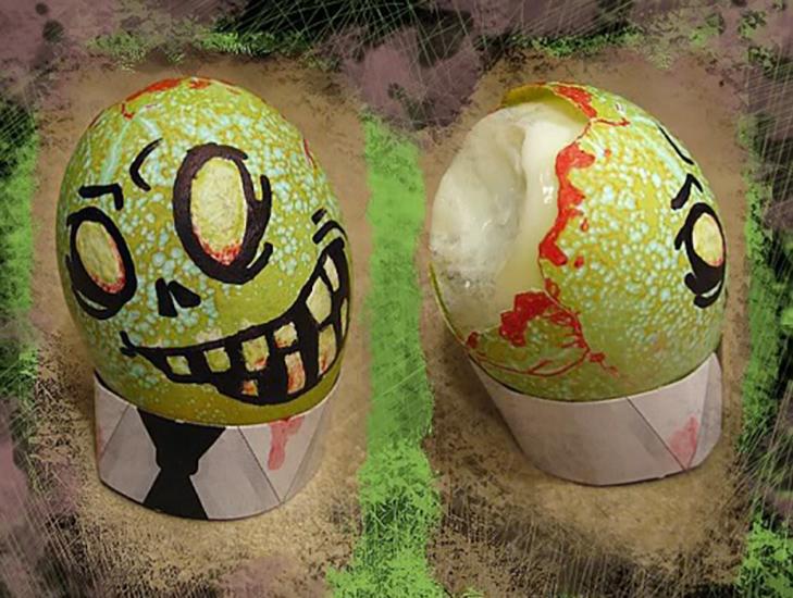 35 креативних ідей для Великодніх яєць - фото 28