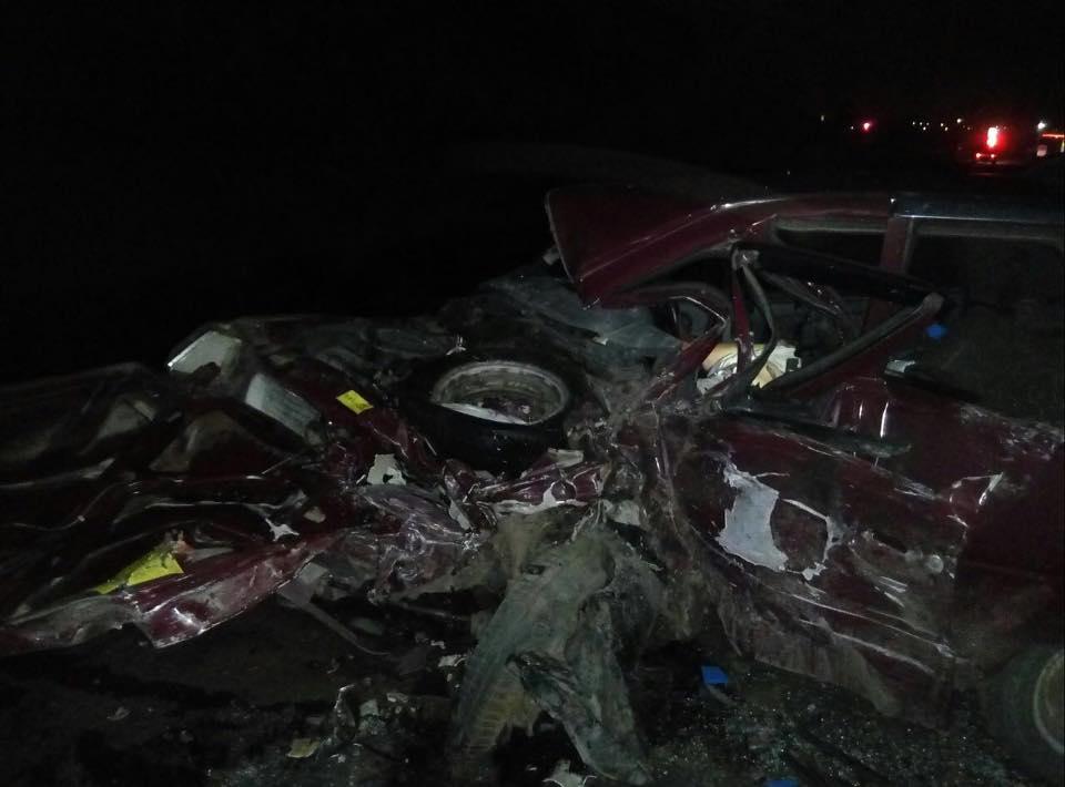 На Окружній дорозі в ДТП загинула жінка-водій  - фото 1
