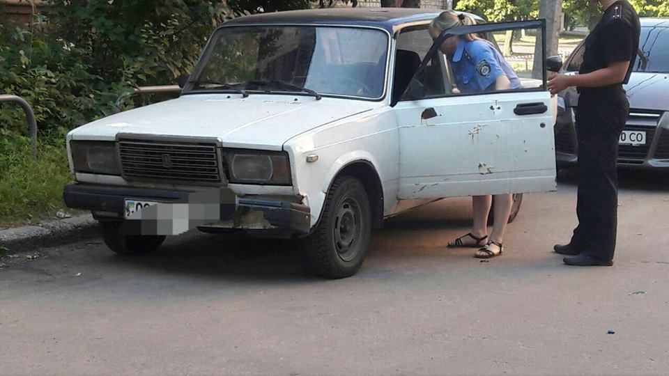 Харківського викрадача авто затримали за кермом чужої машини  - фото 1