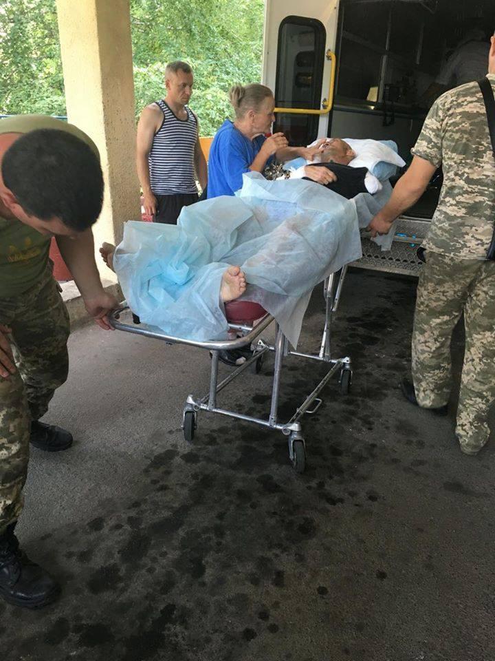 """З Харкова до Львова відправили """"важкого"""" АТОшника  - фото 3"""