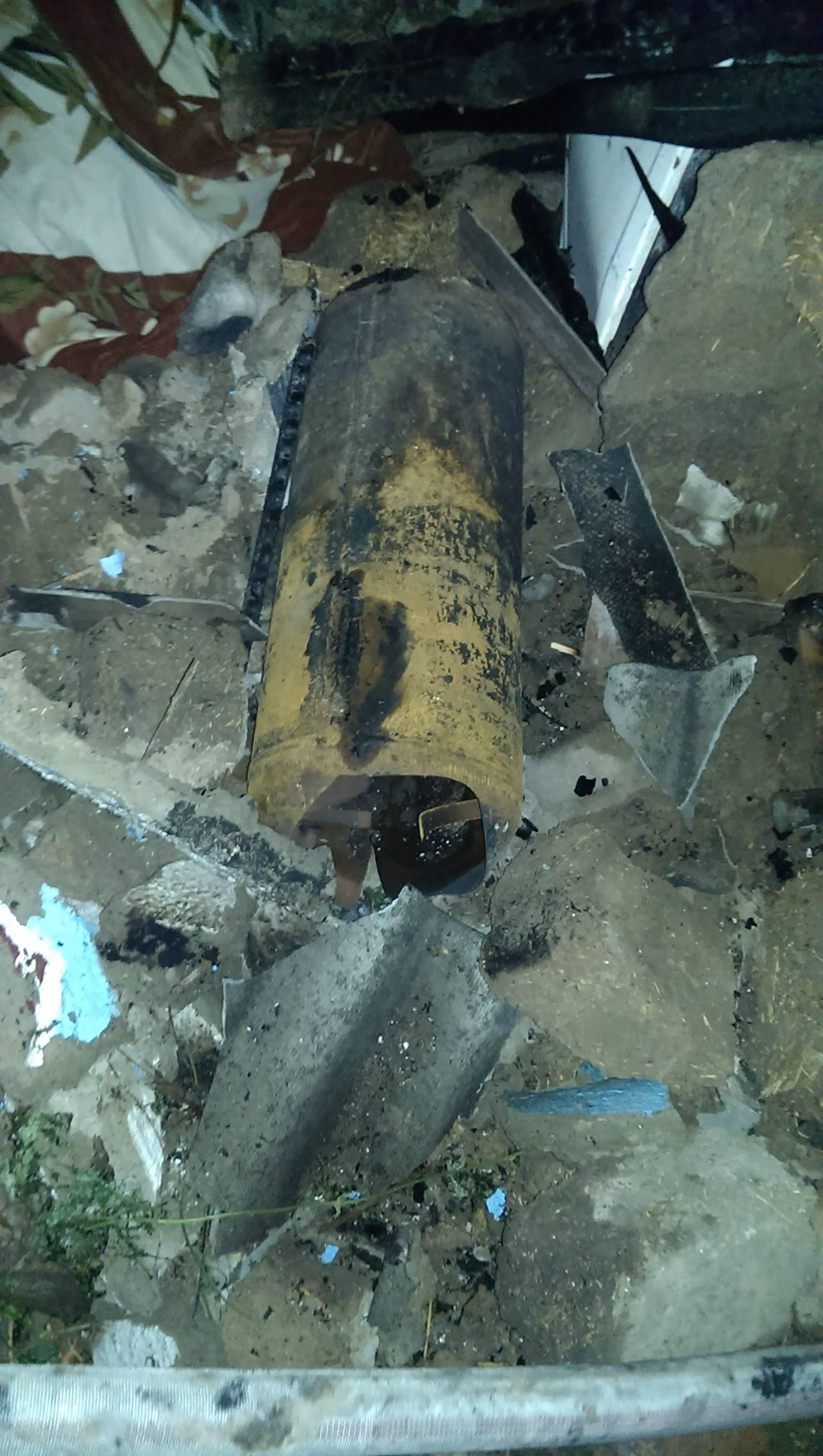 На Миколаївщині вибухнув газовий балон: загинула 66-річна жінка - фото 1