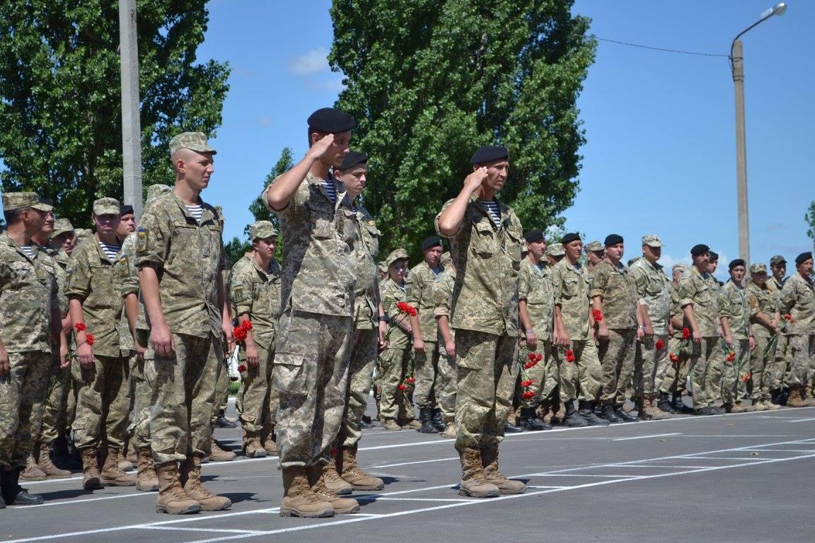 Миколаївщина провела в останню путь двох загиблих морпіхів