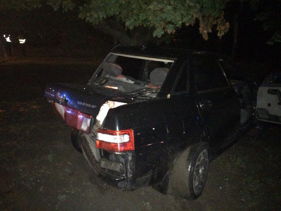 У нічному ДТП у Харкові постраждали три людини  - фото 2