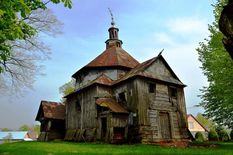 Закинуті церкви: поляк фотографує залишені українцями храми - фото 8