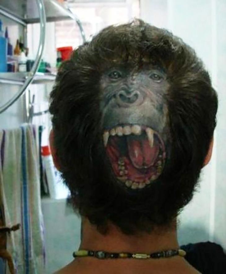 30 зачісок, які вас розсмішать - фото 17