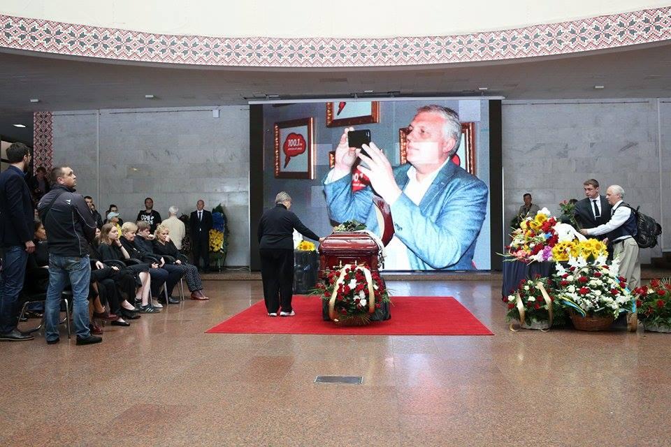 Як Україна прощалась з Павлом Шереметом (ФОТОРЕПОРТАЖ) - фото 8