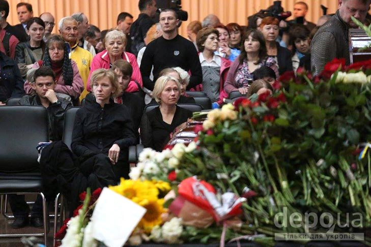 Як Україна прощалась з Павлом Шереметом (ФОТОРЕПОРТАЖ) - фото 20