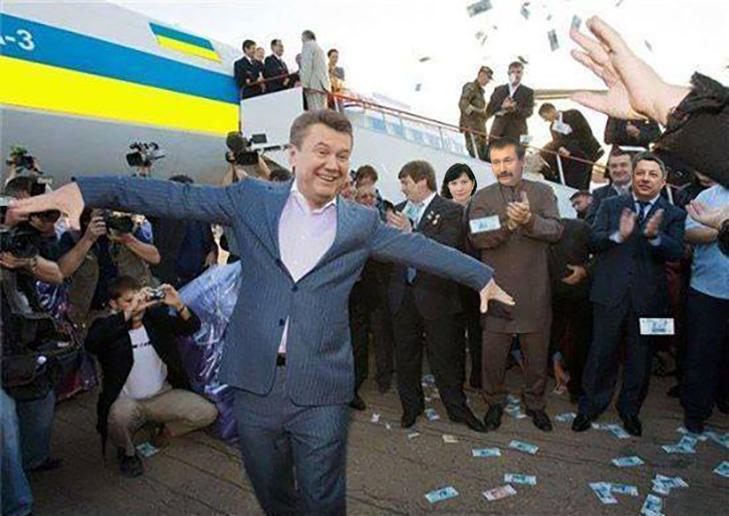 Повернення блудного Януковича (ФОТОЖАБИ) - фото 1
