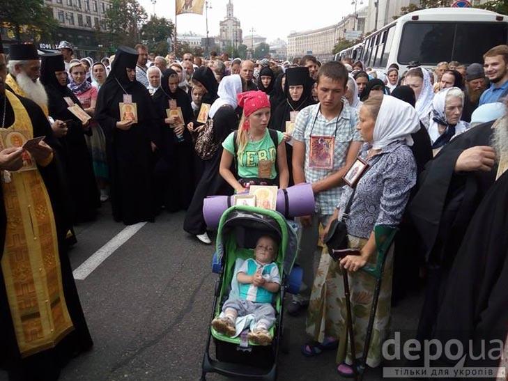 Як у Києві проходить Хресна хода (ФОТОРЕПОРТАЖ) - фото 4