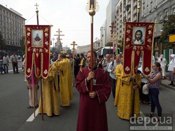 Як у Києві проходить Хресна хода (ФОТОРЕПОРТАЖ) - фото 3