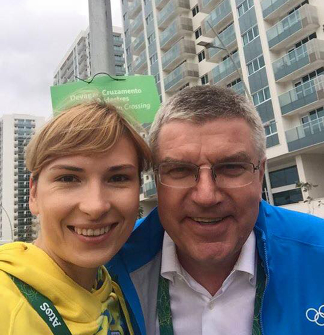 Як українські олімпійці живуть у Ріо - фото 10