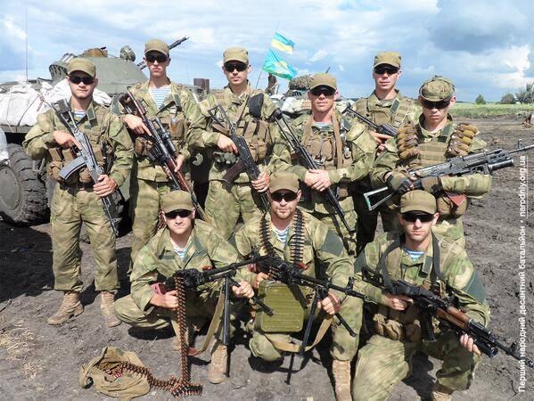 """Кращі з кращих: як миколаївські десантники боронять Україну на """"передку"""" - фото 3"""