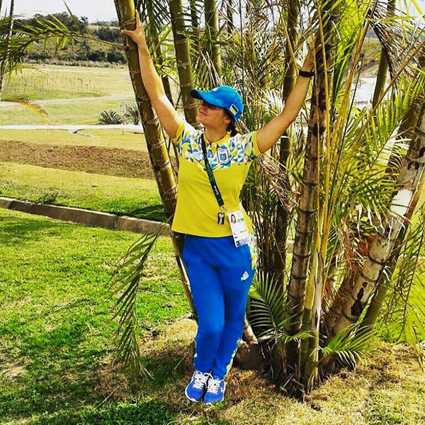 Як тренується і відпочиває унікальна представниця України на Олімпіаді - фото 2