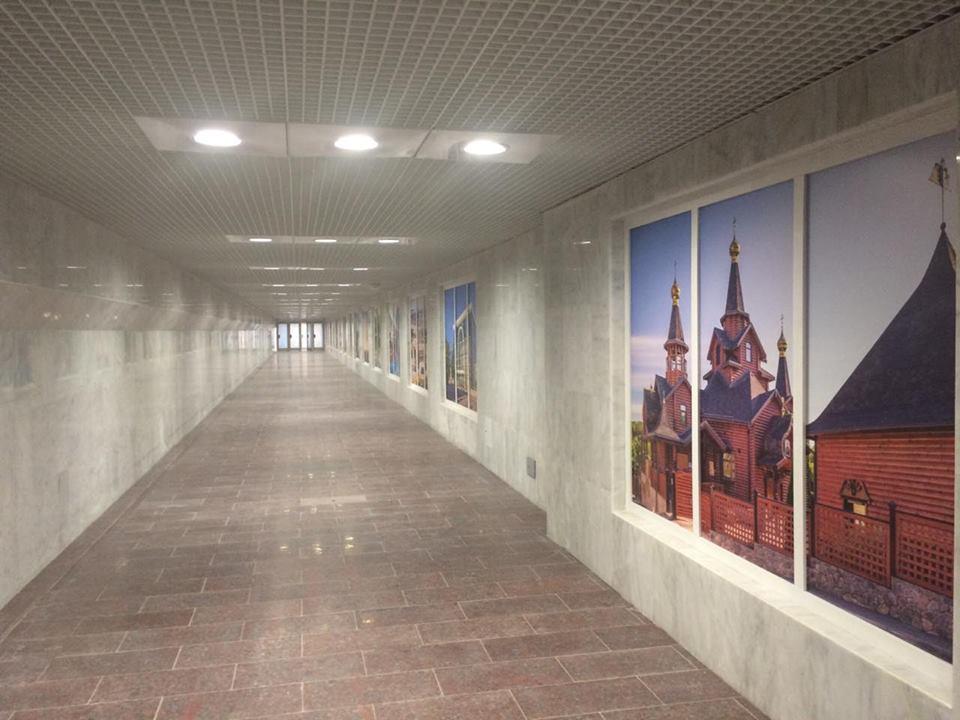 Як виглядає нова станція харківського метро за три тижні до відкриття - фото 3