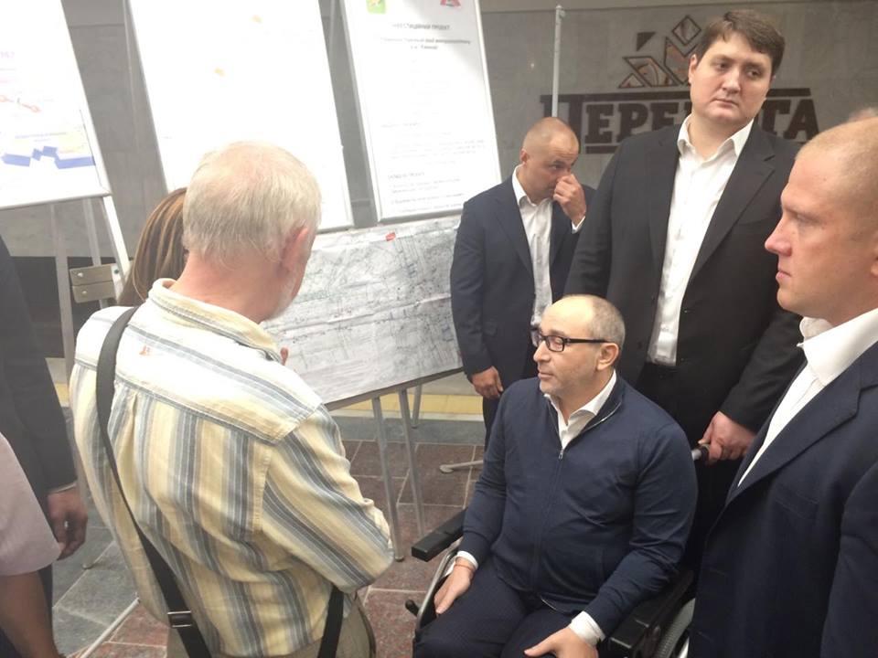 Кернес протестував нову станцію харківської підземки  - фото 4