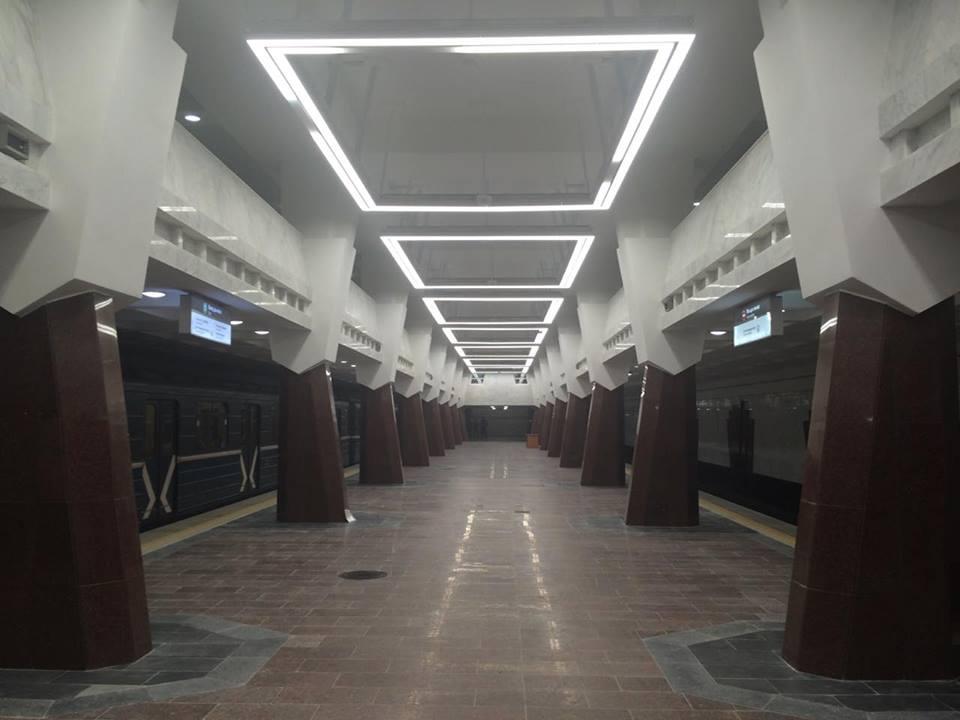 Як виглядає нова станція харківського метро за три тижні до відкриття - фото 9