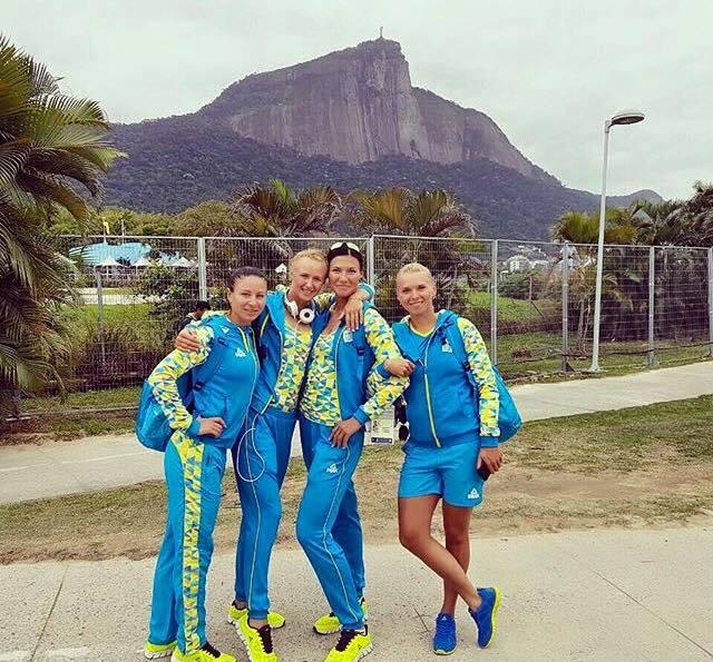 Як українські олімпійці живуть у Ріо - фото 9