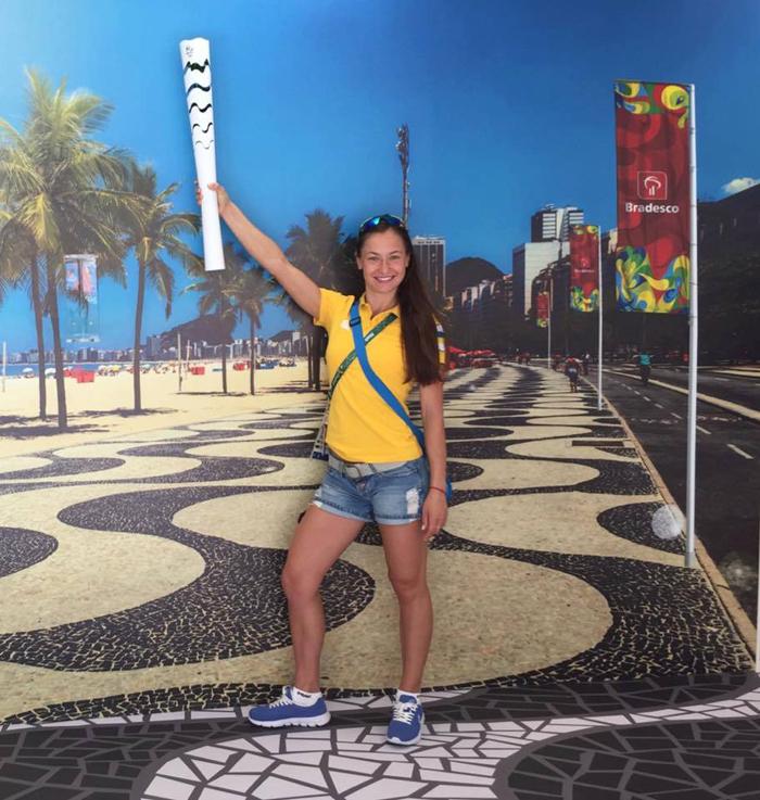 Як українські олімпійці живуть у Ріо - фото 8