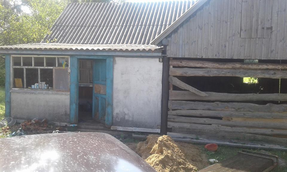 На Харківщині згорів будинок бійця АТО: потрібна допомога  - фото 3