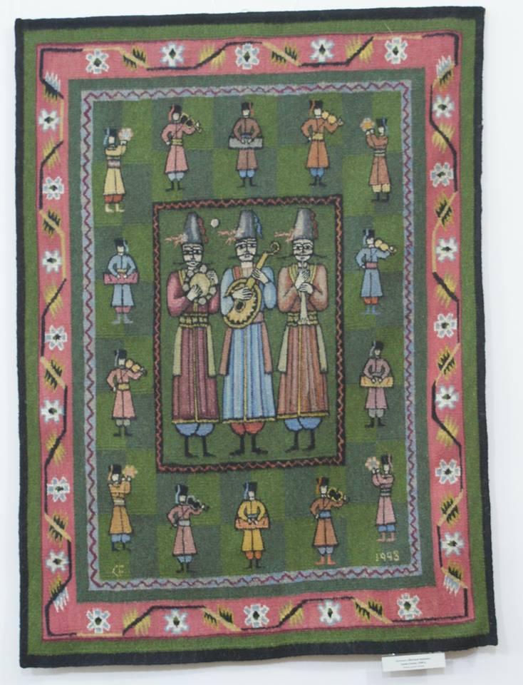 Шедеври ткацького ремесла стали експонатами виставки у Вінниці - фото 3