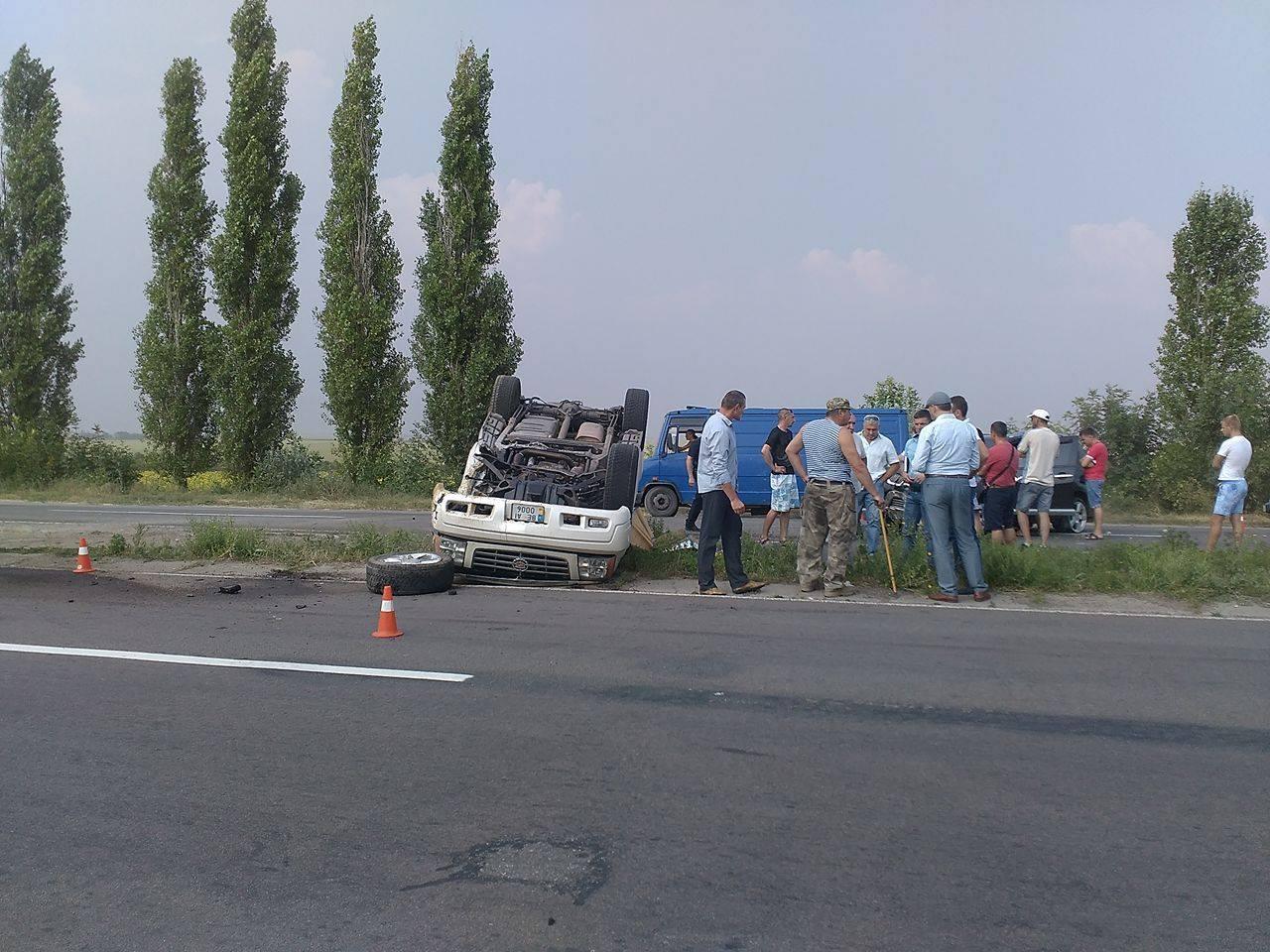 У Миколаєві в результаті ДТП загинув депутат облради - фото 4