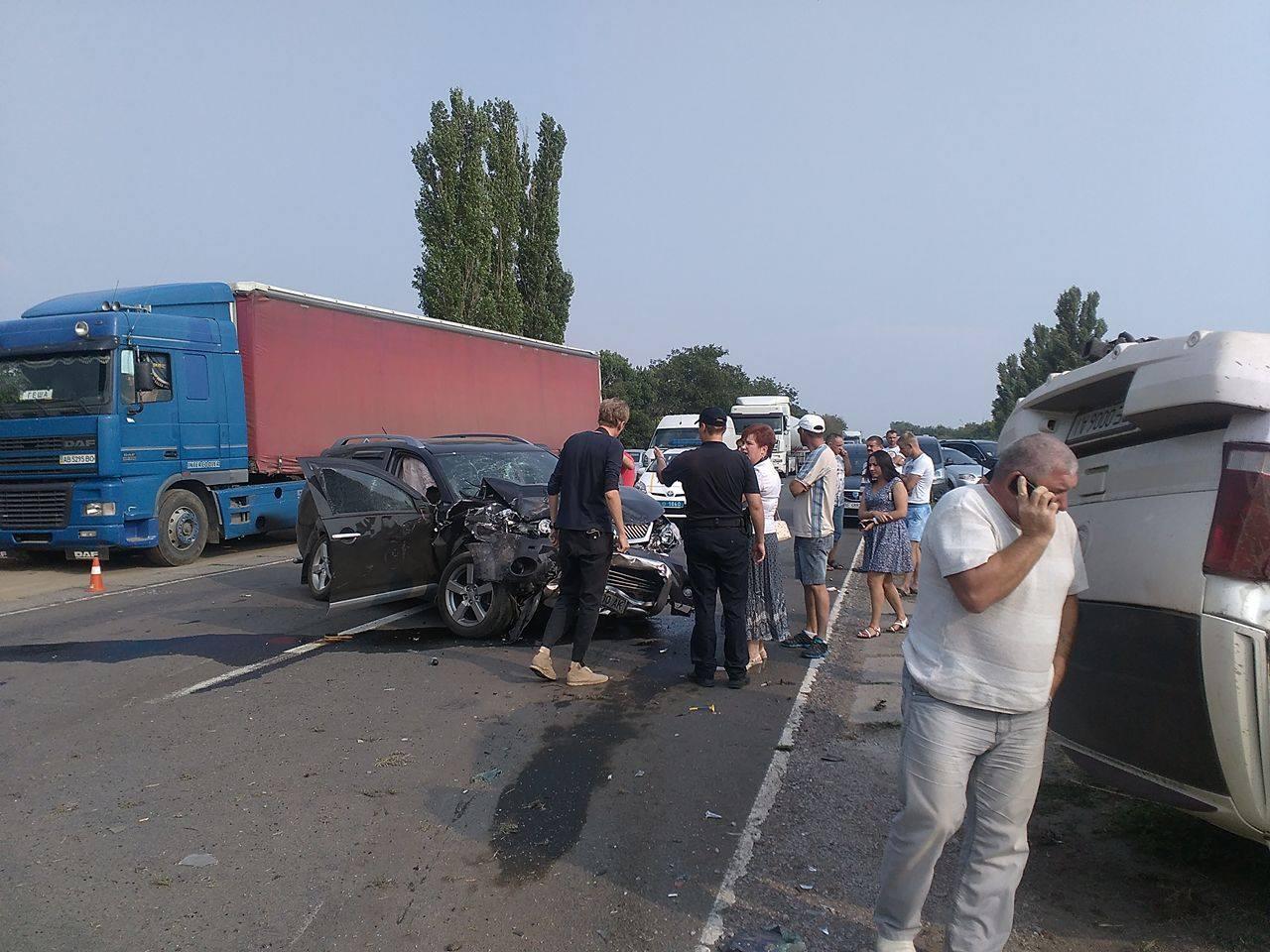 У Миколаєві в результаті ДТП загинув депутат облради - фото 3