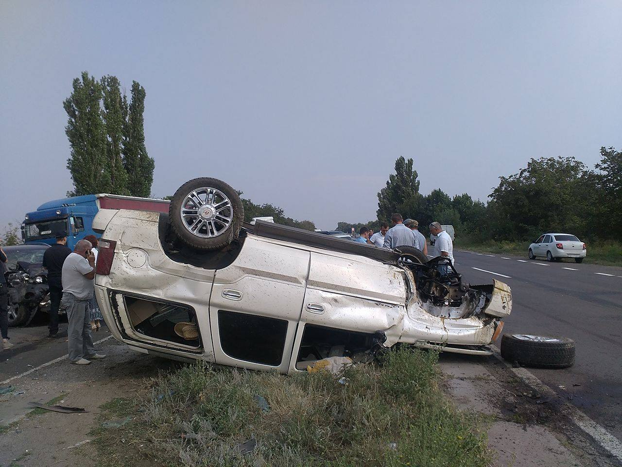 У Миколаєві в результаті ДТП загинув депутат облради - фото 2