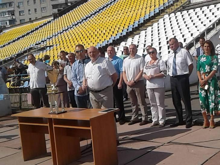 """За """"Кубок героїв спецназу"""" бійці змагаються у Вінниці  - фото 1"""