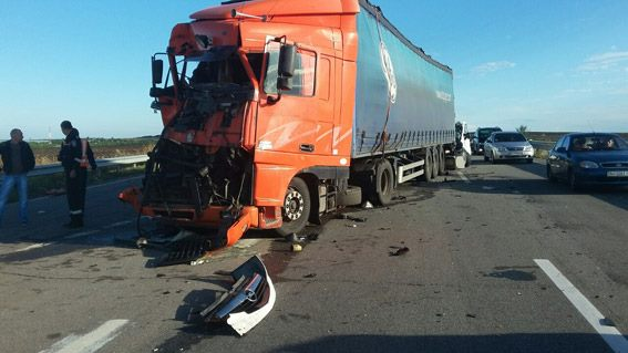 У жахливій ДТП на Миколаївщині загинули волиняни та львів'яни