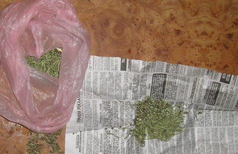 """На """"Гоптівці"""" затримали водія з наркотиками - фото 2"""