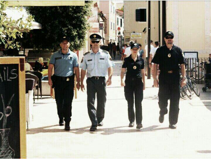Харківського копа відправили до Хорватії набиратися досвіду  - фото 2