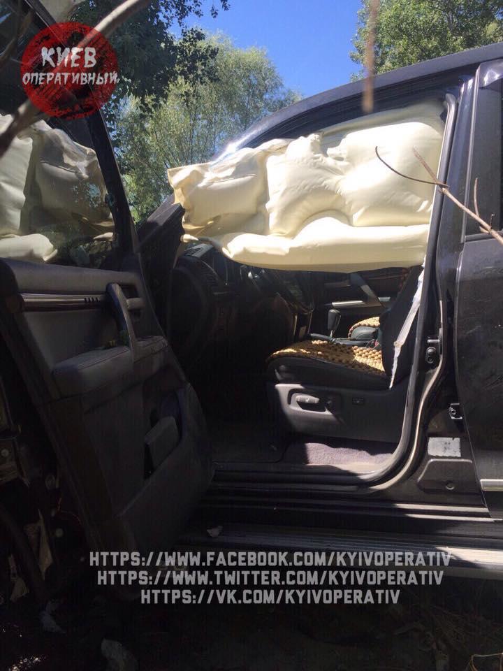 П'яний син київського депутата влаштував криваву ДТП (ФОТО) - фото 6
