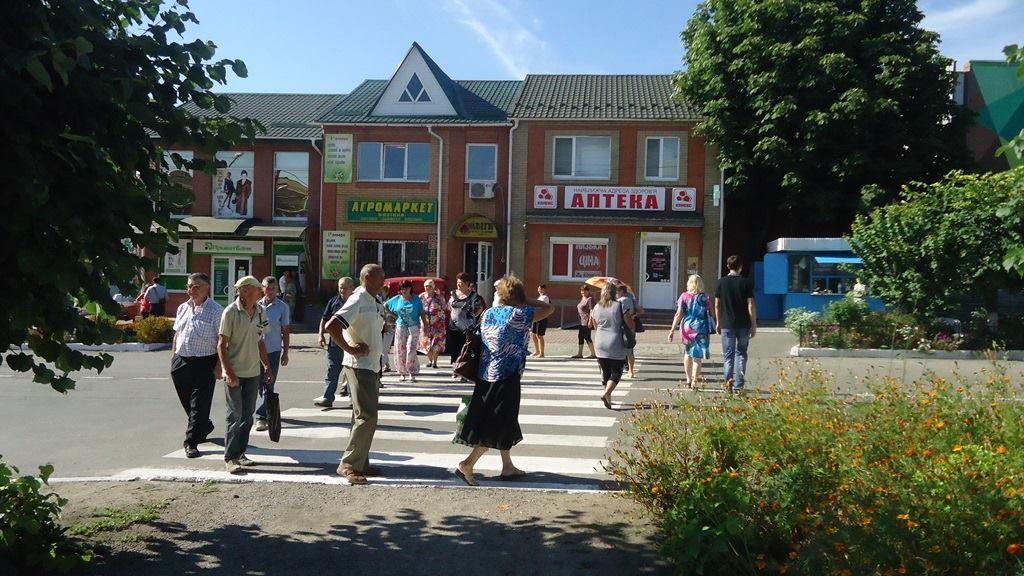 """На Вінниччині, через """"розборки"""" пайовиків та фермера, стоять міжміські автобуси - фото 2"""