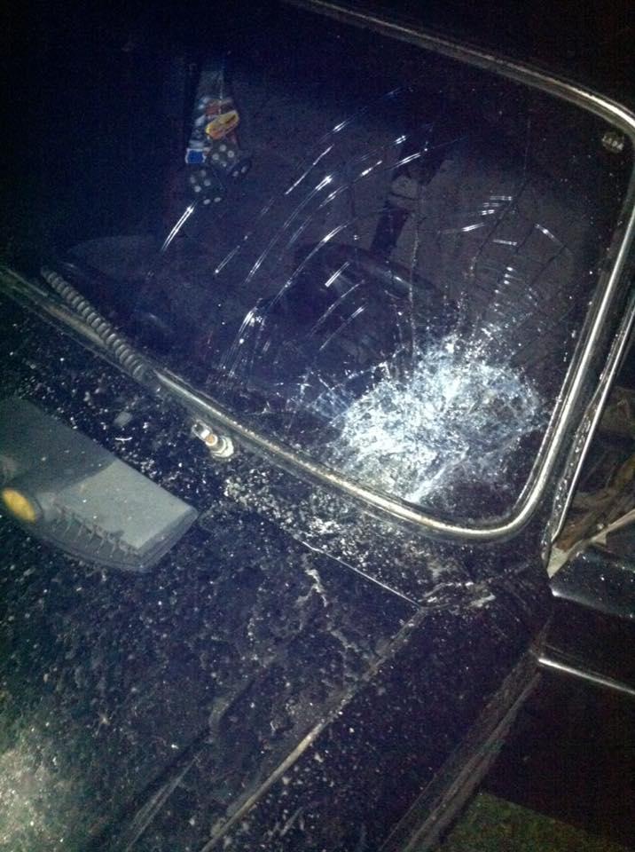 У Харкові малолітні крадії, тікаючи від копів, ледь не збили трьох людей  - фото 2