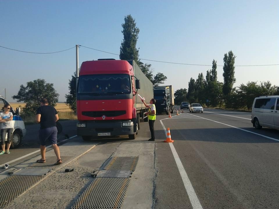 На Миколаївщині тепер працює два вагові комплекси