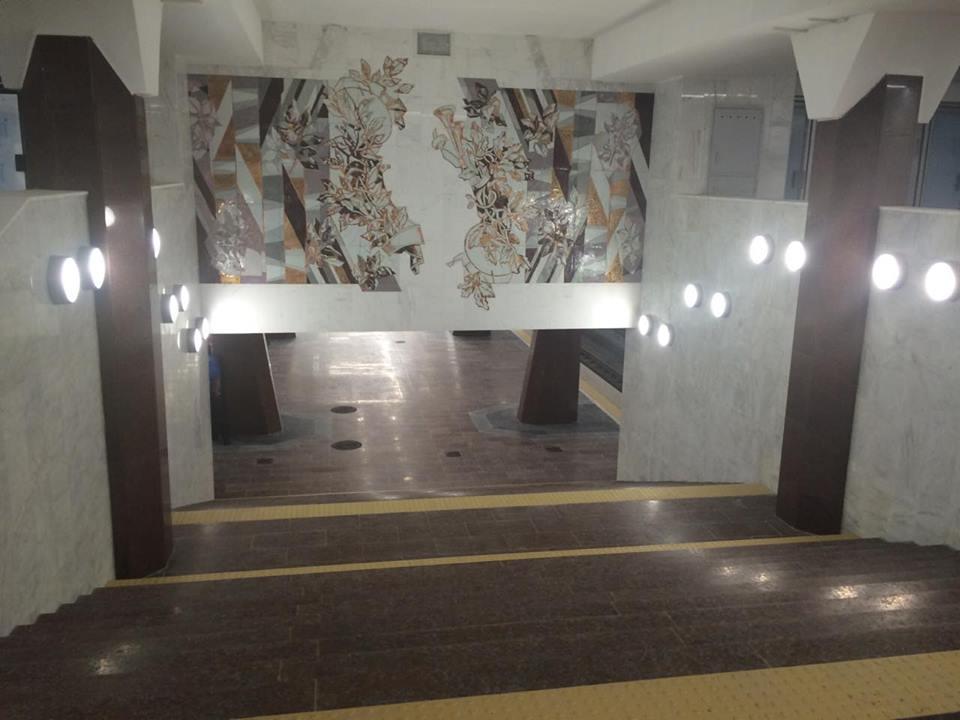 Як виглядає нова станція харківського метро за три тижні до відкриття - фото 5