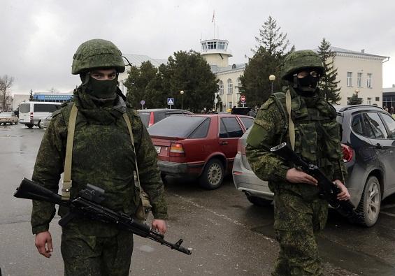 Хроніки окупації Криму: російські війська пішли в наступ - фото 4