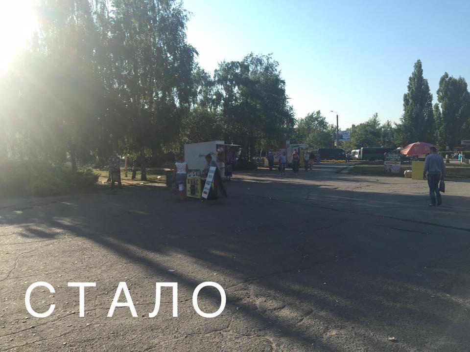 """У Миколаєві автовокзал очистили від """"подзвонишок"""""""