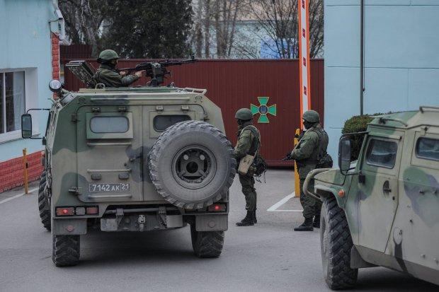 Хроніки окупації Криму: російські війська пішли в наступ - фото 7