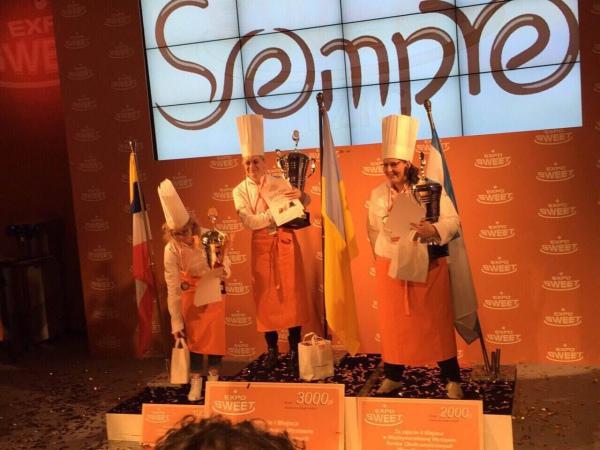 Торт львівської майстрині виборов перемогу у Польщі - фото 2