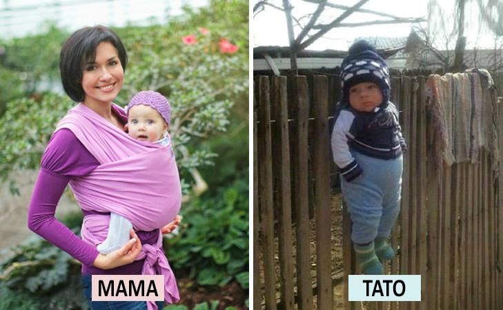 Мама Vs Тато: Як по-різному можна виховувати дитину  - фото 16