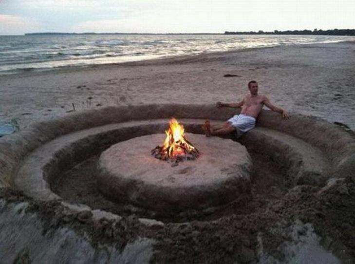 30 дивних і кумедних пляжних фотографій (Частина 2) - фото 16