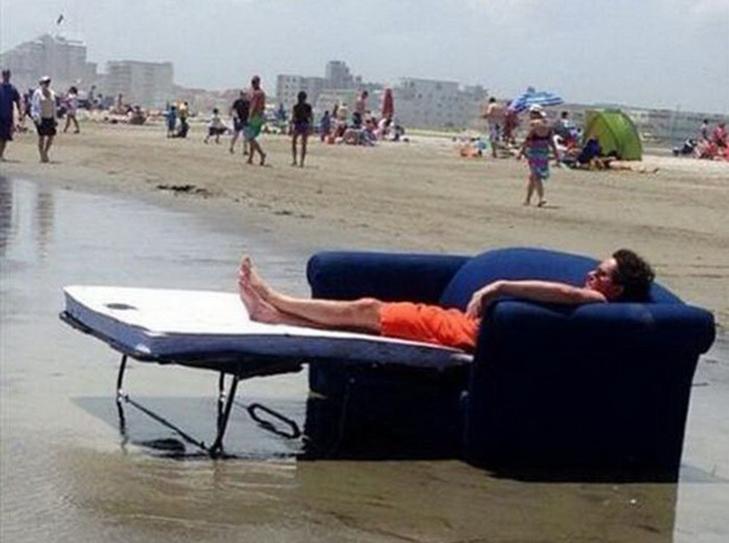 30 дивних і кумедних пляжних фотографій - фото 27