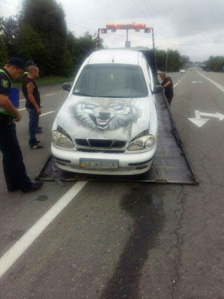 У Харкові п'яний водій катався на несправному авто  - фото 1