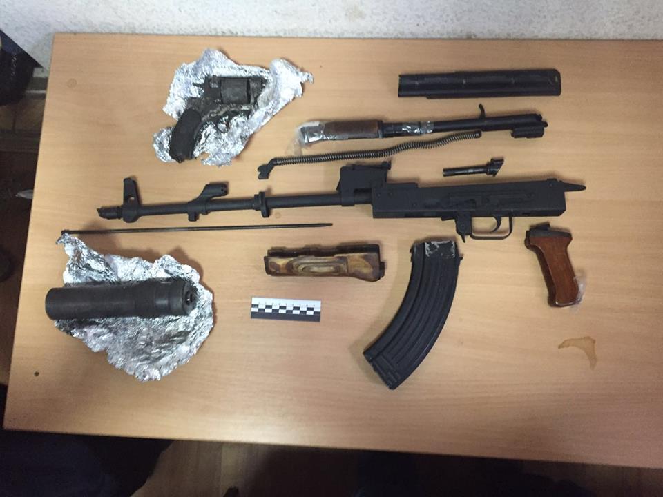 У Харкові викрили канал пересилання зброї поштою - фото 2