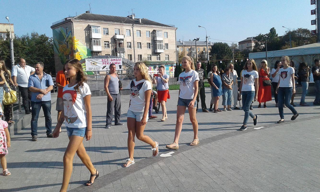 Маленькі вінниччини встановирли модний рекорд України - фото 3