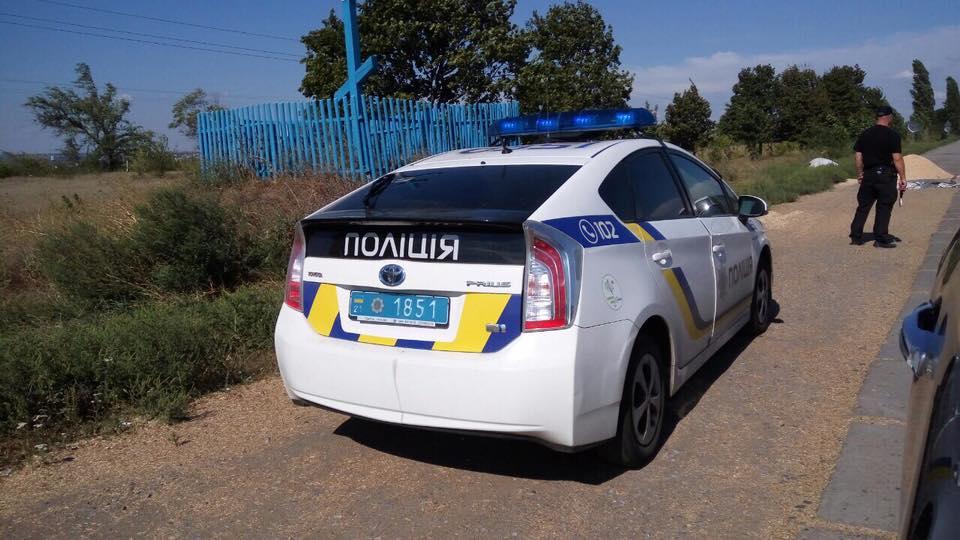 Поки у Миколаєві стріляють в бізнесменів поліція охороняє купу тирси - фото 2
