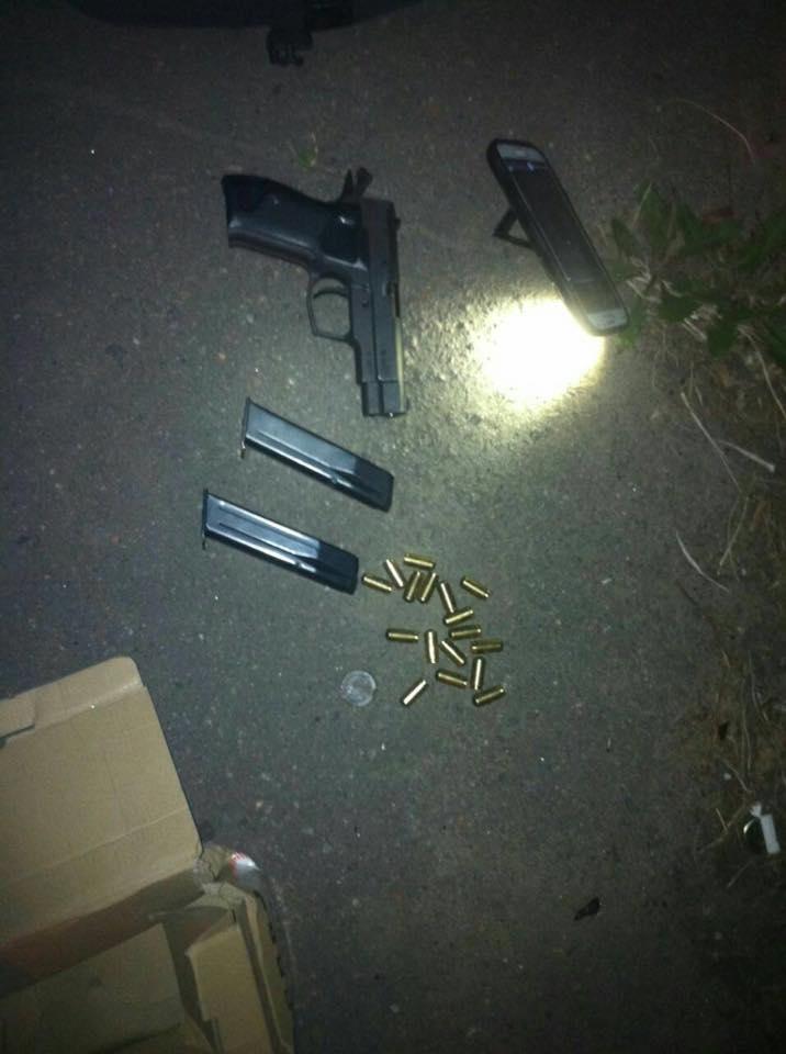 У Харкові п'яний чоловік влаштував стрілянину - фото 3